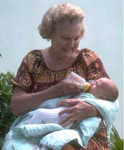 Recuerdo de mi abuela