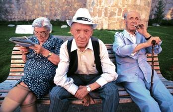 Los abuelos de la Plaza San Martín - Página 3